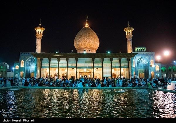 آستان مقدس حضرت احمد بن موسی(ع) شاهچراغ - شیراز (عکس) - عصر دانش