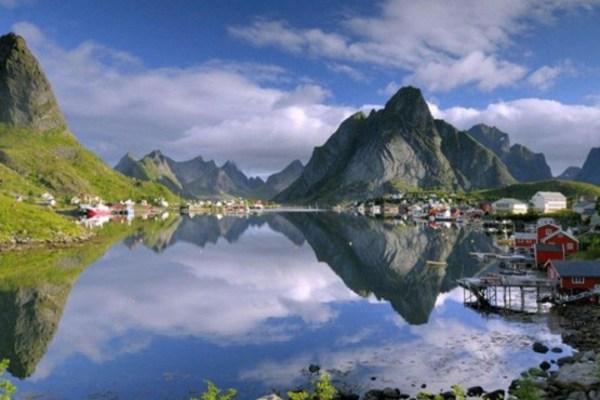 13 - روسای رین، در نروژ.
