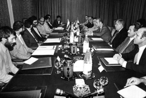 مذاکرات دوجانبه هیات ایرانی و سوری