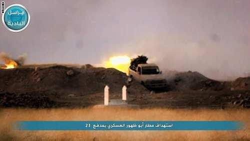 ارتش سوریه عقب نشینی کرد / سقوط کل منطقه باستانی پالمیرا بدست داعش