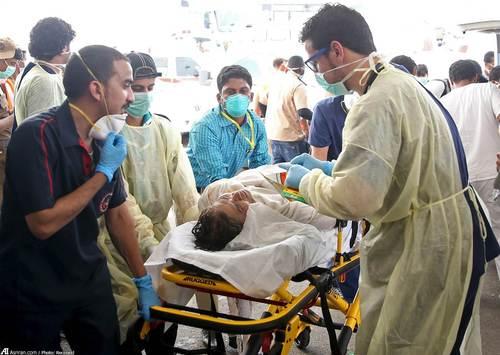 در صورت عبور تعداد قربانیان مراسم رمی جمرات امسال از 1400 نفر این فاجعه بار ترین حادثه مکه در 25 سال گذشته خواهد بود.