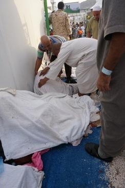 کشته شدگان مکه کشته شدگان حج عکس مکه زائران کشته شده اخبار مکه
