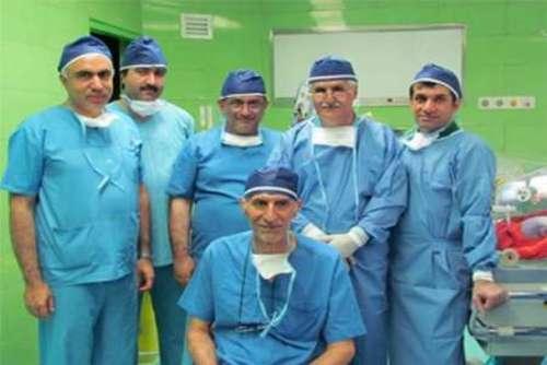 دوقلوهای به هم چسبیده تولد دوقلو اخبار اصفهان
