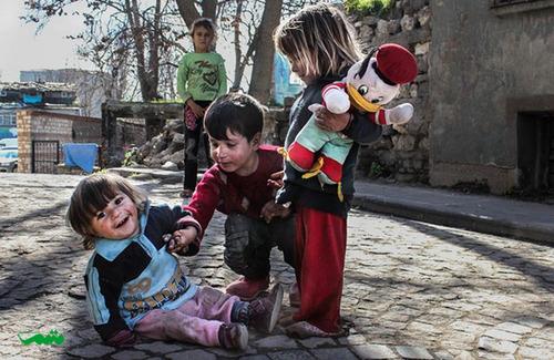 ک ن سوری پناهنده در استانبول