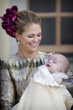 رونمایی از عضو جدید خانواده سلطنتی سوئد