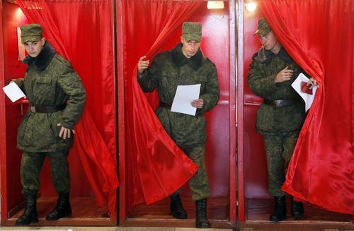 انتخابات ریاست جمهوری در بلاروس