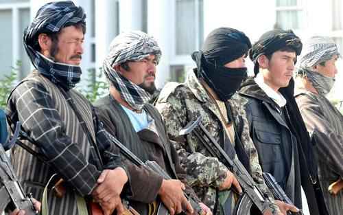 تسلیم 23 شورشی طالبان به نیروهای دولتی دراستان جوزجان افغانستان