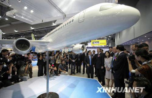 هواپیمای سی 919 اولین هواپیمای مسافربری ساخت چین