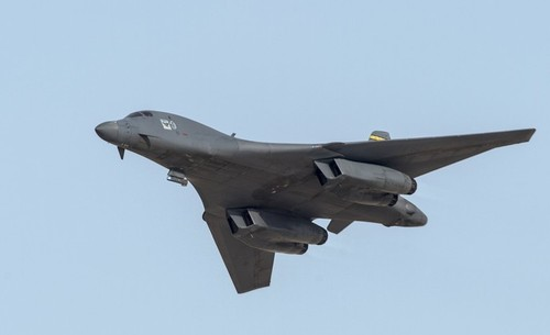 هواپیمای جنگی B-1 آمریکا