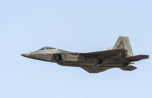 جنگنده F-22 نیروی هوایی آمریکا