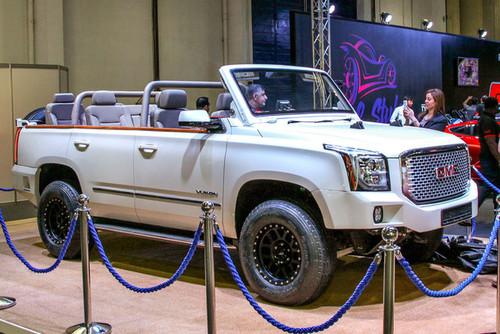 نمایشگاه خودرو دبی رولز رویس