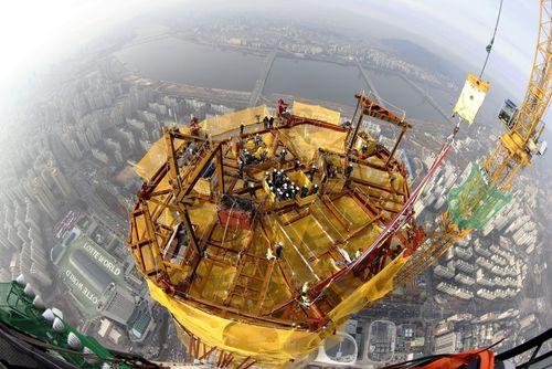 ساخت بزرگ ترین آسمانخراش کره جنوبی در شهر سئول با 550 متر ارتفاع در 123 طبقه