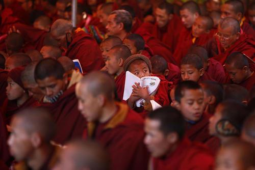 گردهمایی سالانه صلح راهبان بودایی در کاتماندو نپال