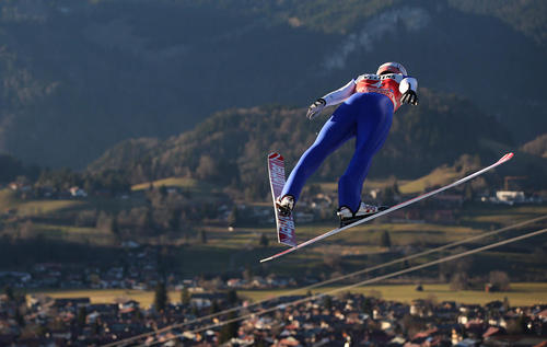 مسابقات اسکی پرش در آلمان