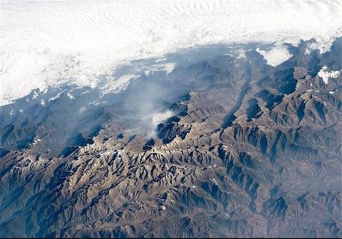 کوههای سیرا نوادا در کلمبیا