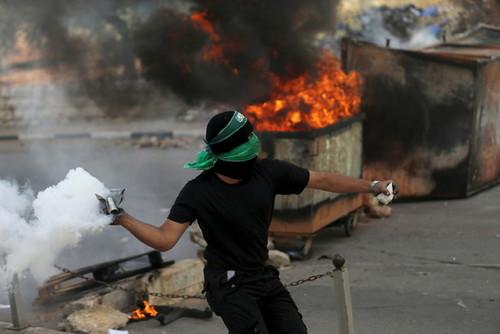 موج جدیدی از اعتراضات فلسطینی ها علیه اشغالگران اسرائیلی در منطقه کرانه باختری رود اردن