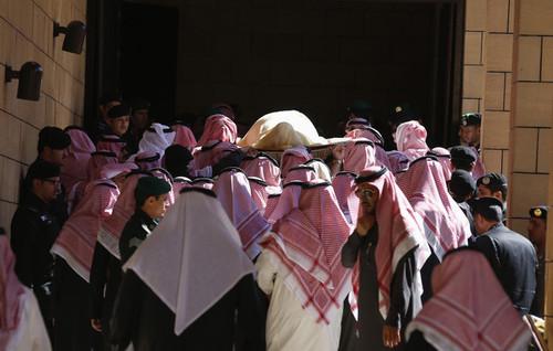 مرگ ملک عبدالله بن عبدالعزیز آل سعود پادشاه عربستان سعودی