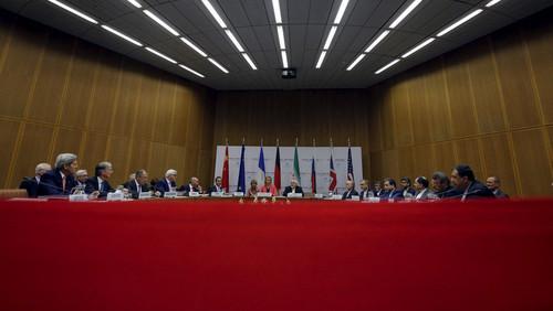 توافق هسته ای ایران و گروه 5+1