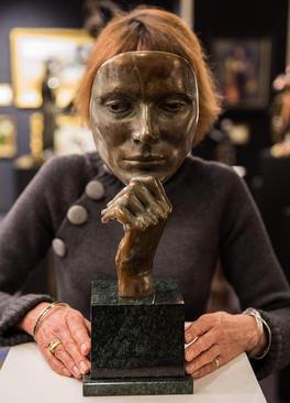 نمایشگاه مجسمه و کارهای هنری – لندن
