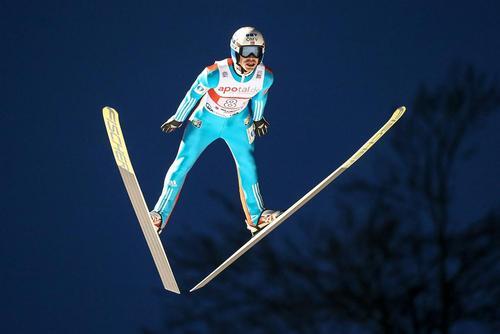 مسابقات جهانی اسکی پرش در هس آلمان