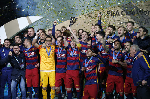 بارسلونا قهرمان جام باشگاه های جهان