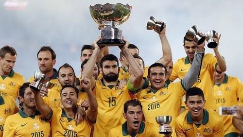 استرالیا قهرمان جام ملت های آسیا