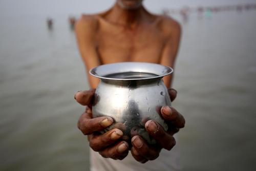 برگزاری مراسم آیینی هندوها – هند