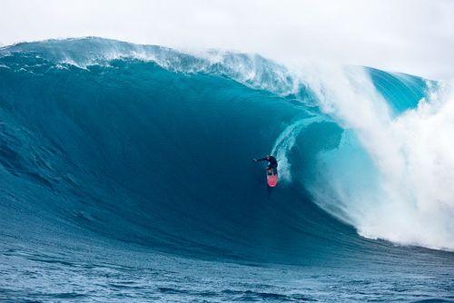 موج سواری در مائوئی- ایالت هاوایی