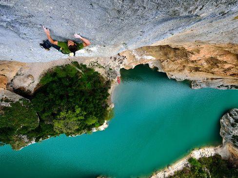 صعود به دره وردون فرانسه