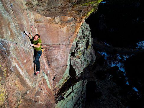 صعود به الدورادو کانیون - ایالت کلرادو