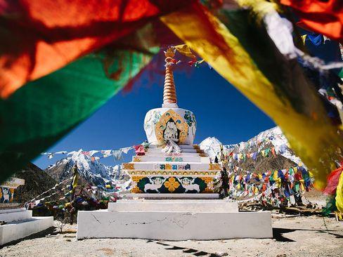 معبد بودایی- هند