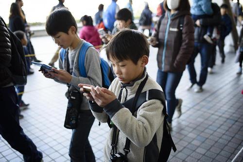 نمایشگاه سرگرمی های نسل آتی در ناگویا ژاپن