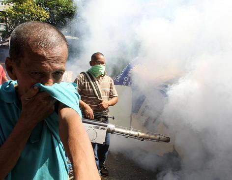 مبارزه با ویروس زیکا در فیلیپین