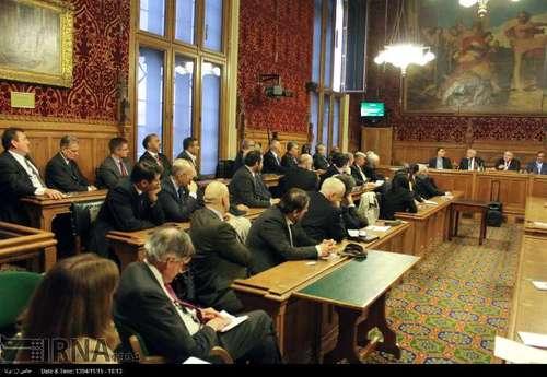حضور در مجلس عوام انگلیس