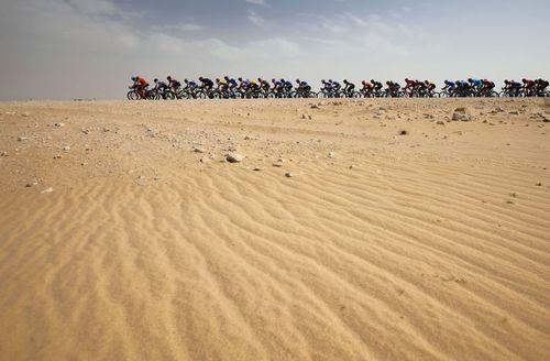مسابقات بین المللی تور دوچرخه سواری قطر