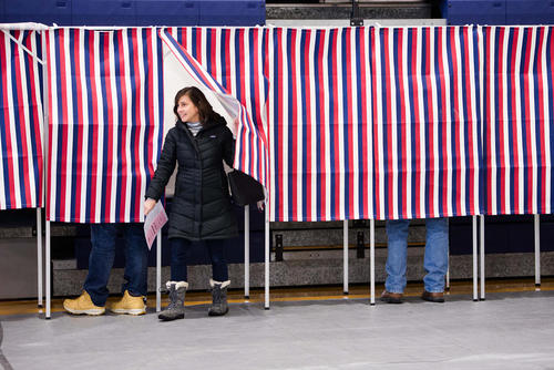 انتخابات مقدماتی ریاست جمهوری آمریکا در ایالت نیوهمپشایر