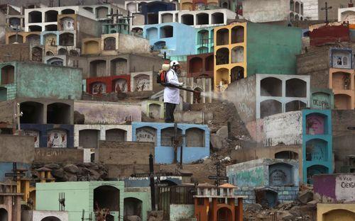 برنامه مهار ویروس زیکا در شهر لیما پرو