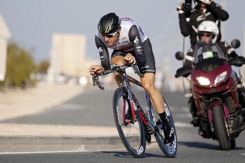 پیشتازی دوچرخه سوار نروژی در مسابقات دوچرخه سواری تور قطر
