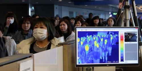 تدابیر چک و کنترل در فرودگاه اینچئون شهر سئول علیه ویروس زیکا