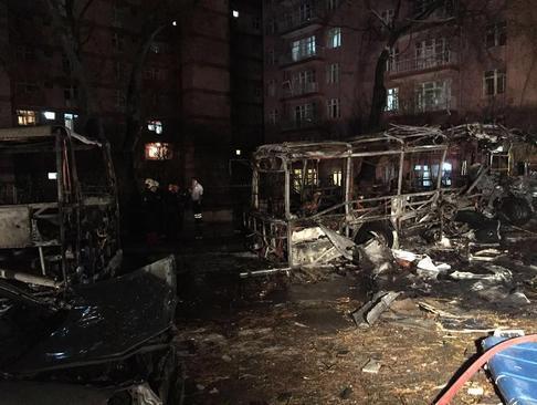 انفجار تروریستی چهارشنبه شب در آنکارا با 28 کشته و بیش از 60 زخمی