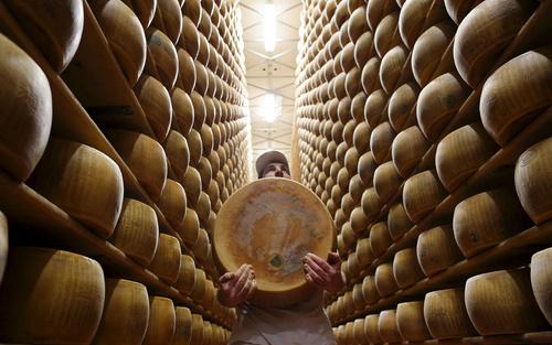 انبار نگهداری پنیر – ایتالیا