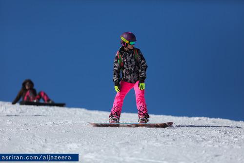 برای نیمی از سال، پیست برای پیاده روی، کوهنوردی، اسکی و اسنوبورد باز است