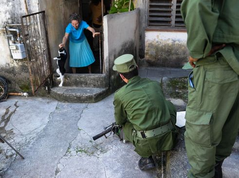 برنامه مقابله با ویروس زیکا در شهر هاوانا کوبا