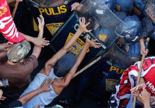 اعتراضات ضد دولتی در فیلیپین
