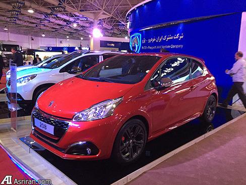 عکس سه پژوی جدید  ایران خودرو 207،2008،301رونمایی از سه پژوی جدید(207،2008،301) ایران خودرو در ایران
