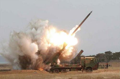 آزمایش 6 موشک کوتاه برد کره شمالی پس از اعمال تحریم های جدید شورای امنیت علیه این کشور