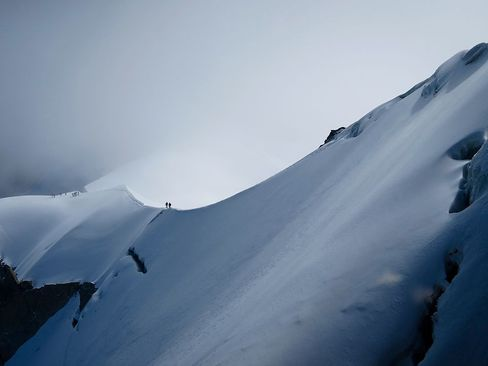 رشته کوه های آلپ در غرب اروپا