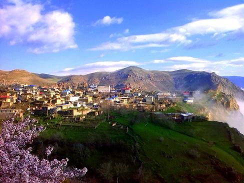 اسفند 94- روستای شمس آباد- شهرستان خلخال- استان اردبیل- علی قدسی