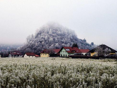 روستایی در اتریش
