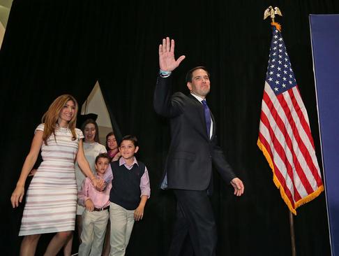 کناره گیری مارکو روبیو نامزد جمهوریخواه انتخابات ریاست جمهوری آمریکا از عرصه رقابت های انتخاباتی پس از شکست سنگین در انتخابات ایالت فلوریدا